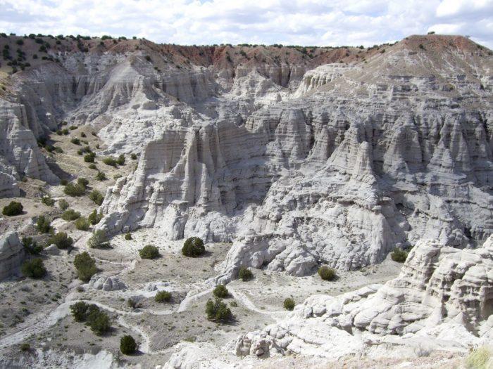 3. Unusual rock formations