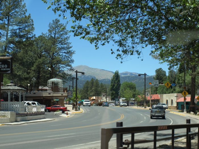 4. If you want to live in a small city: Ruidoso (population 8,029)