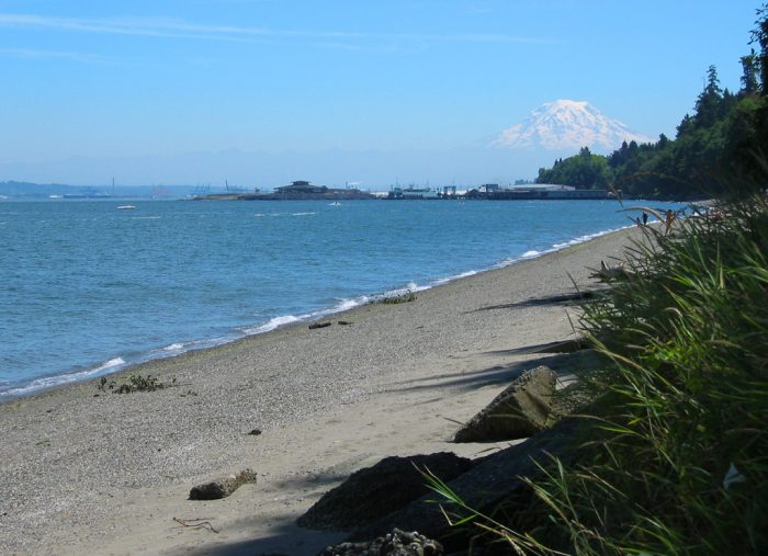 7. Owen Beach (Tacoma)