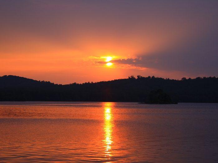 9. Neely Henry Lake