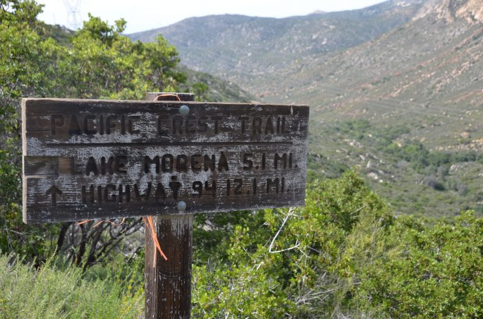 2. Awesome hikes on the Pacific Crest Trail...