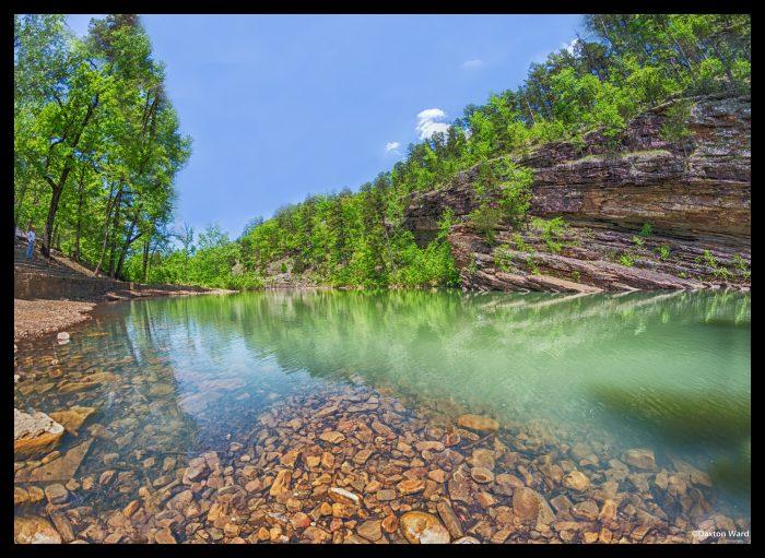 8. Jack Creek Recreation Area (near Booneville)