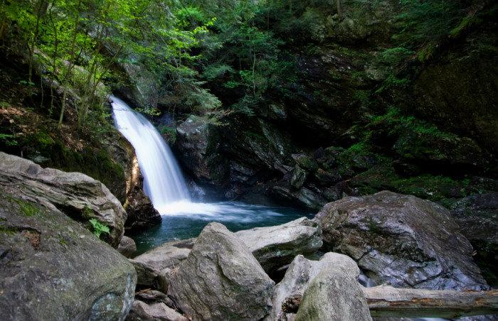 Vermont: Smuggler's Notch State Park