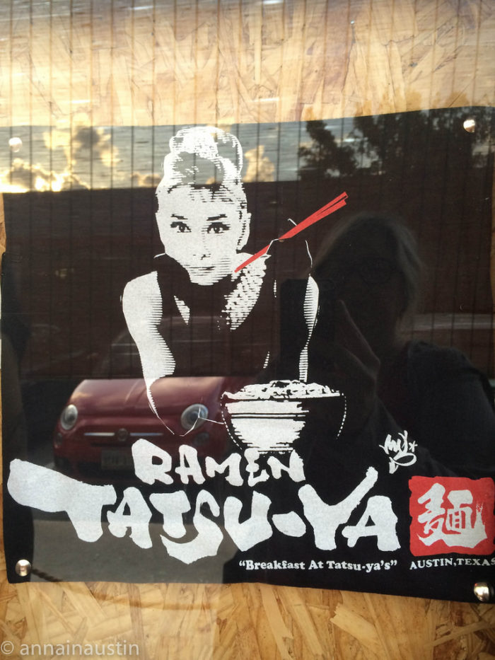 3. Ramen Tatsu-Ya gives you hot bowls of heavenly goodness, and you must order and eat your ramen the traditional Japanese way!