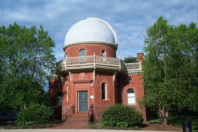 3. If you can't make it to the armory, the Ladd Observatory is a solid temporary safe house.
