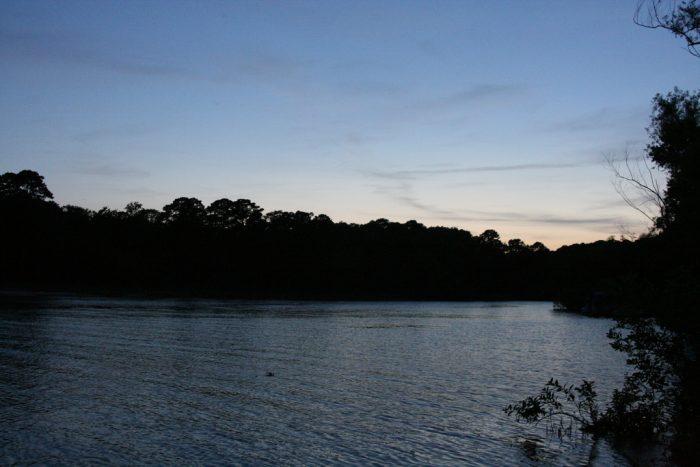 2. Lake Sam Rayburn (Jasper)