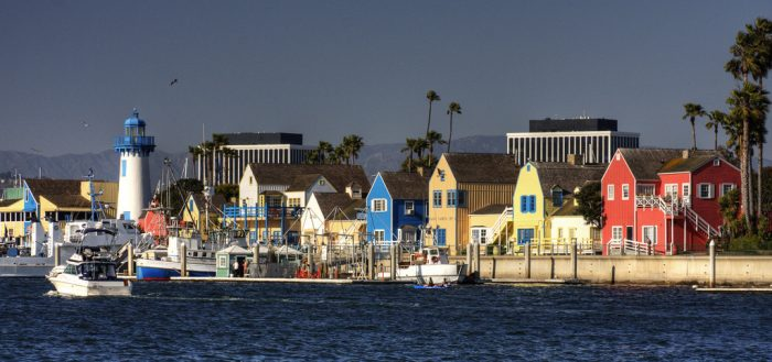 8. Fisherman's Village in Marina Del Rey
