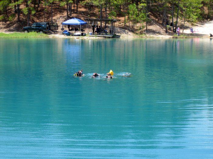 2. Texas: Blue Lagoon