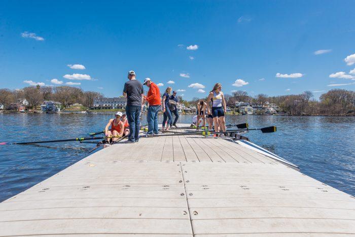 3. Lake Quinsigamond, Worcester