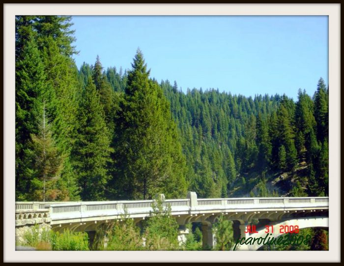 9. Payette River Rainbow Bridge