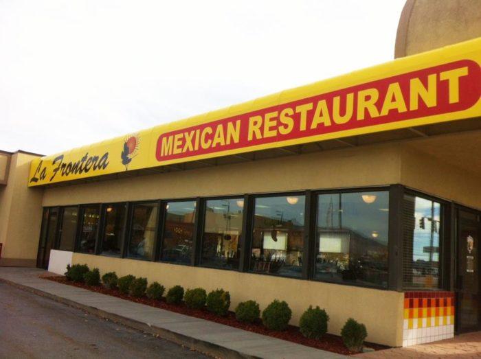 4. La Frontera, Multiple Locations
