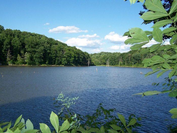 7. Salt Fork Lake (Guernsey County)