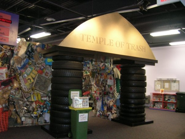 5. The Trash Museum (Hartford)
