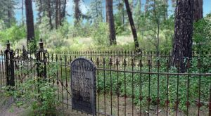 7 Disturbing Cemeteries In Idaho That Will Give You Goosebumps