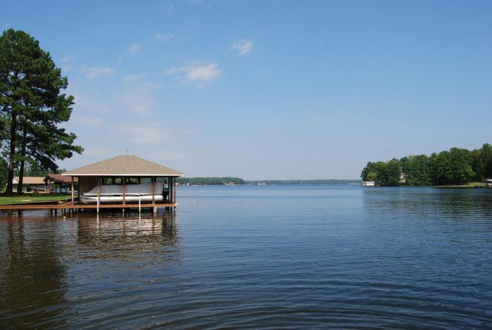 9. Lake Gaston