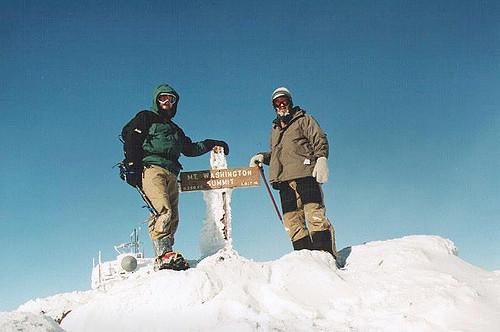 3. Mount Washington, Pinkham Notch