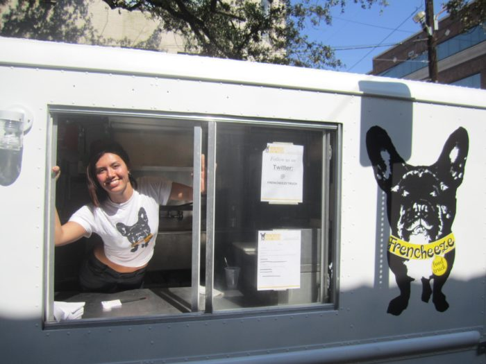 2) Frencheeze Food Truck