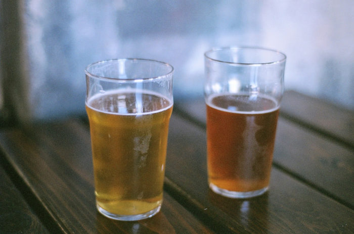 2. Enjoy a refreshing beer at one of Oregon's many amazing breweries.