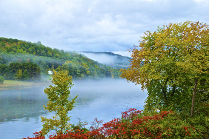 4. The Connecticut River offers views like this.