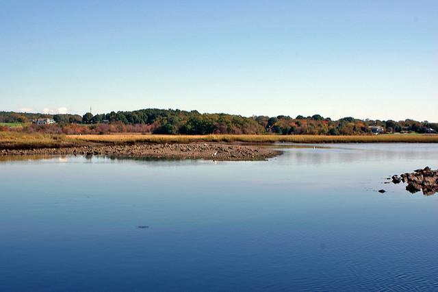 8. Point Fishing Area, Tiverton