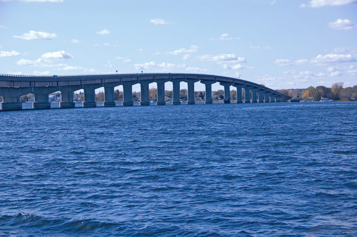 8.  Bridging the gap.