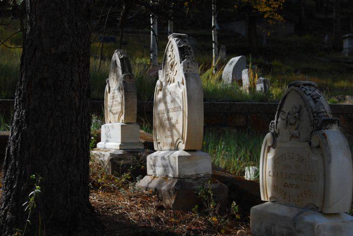 7. Ammon Cemetery, Ammon