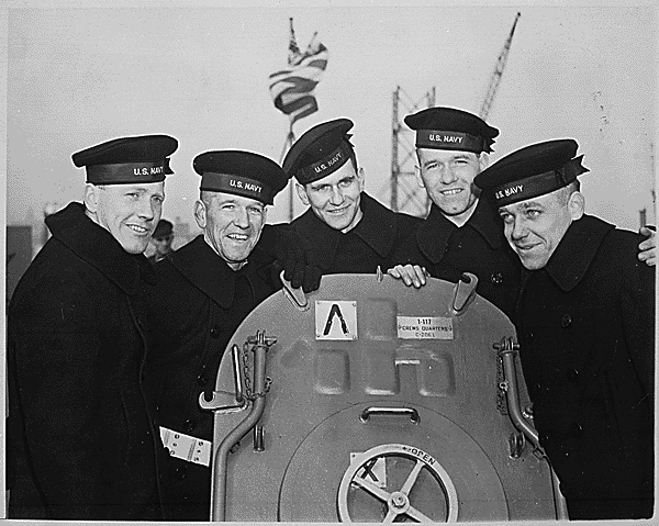5. Death of the Sullivan Brothers, 1942