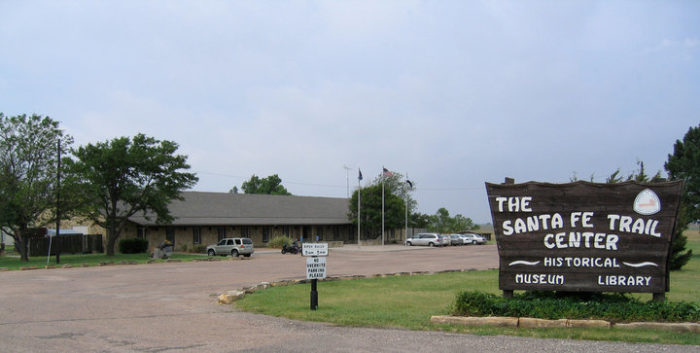 10. Santa Fe Trail Center (Larned)