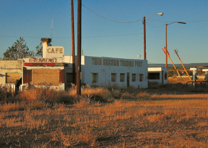 Twin Arrows Trading Post