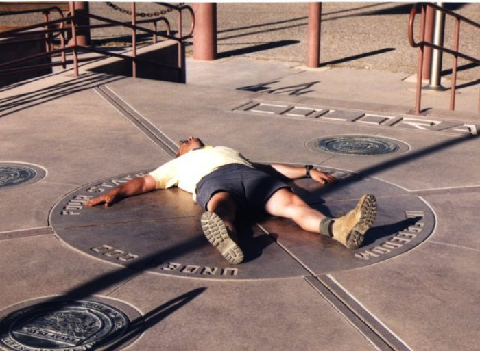 5. Shiprock to Four Corners Monument
