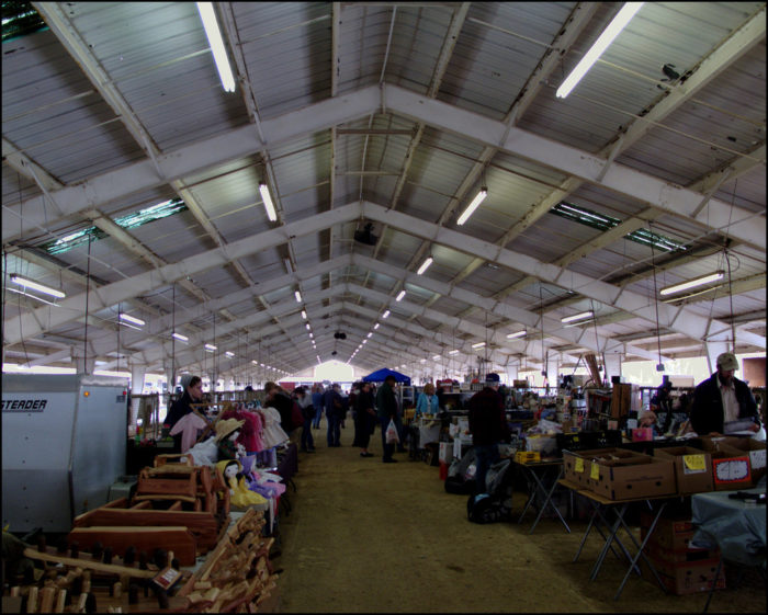 You Must Visit This Awesome Flea Market In Nashville