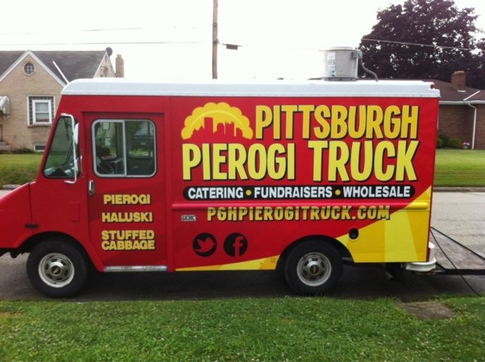 2. Pittsburgh Pierogi Truck
