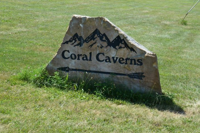 2. Coral Caverns