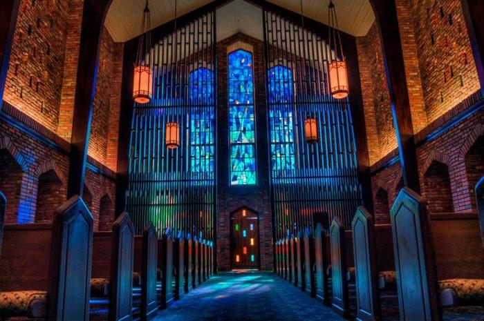 3. Chapel of Memories, Starkville