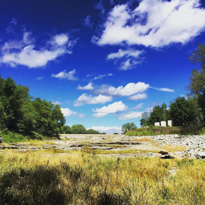 Iowa: Devonian Fossil Gorge