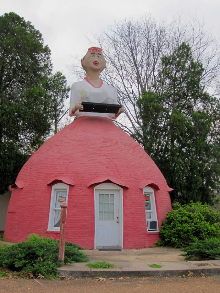 3. Mammy's Cupboard, Natchez