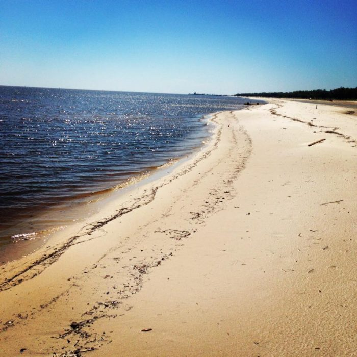 14 Of The Best Beaches In Mississippi