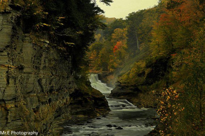 3-1Letchworth Lower Falls