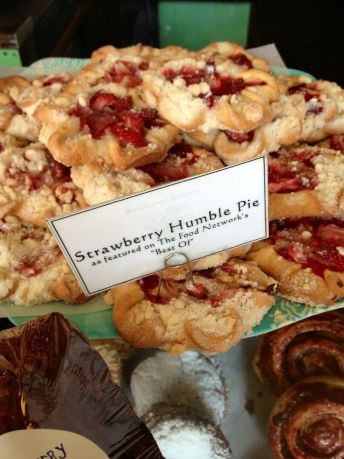 3. Bottle Tree Bakery, Strawberry Humble Pie