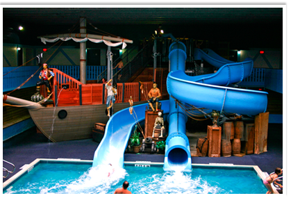 3. Pirates Cove Waterpark at Conley Resort in Butler