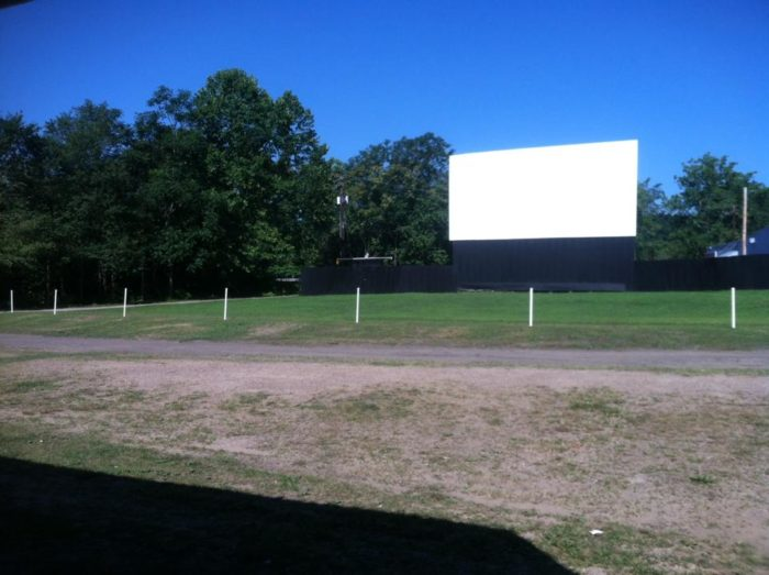 3. Going to the drive-in. (Yes, we still have a few!)