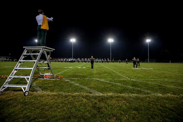 3. Friday night football.