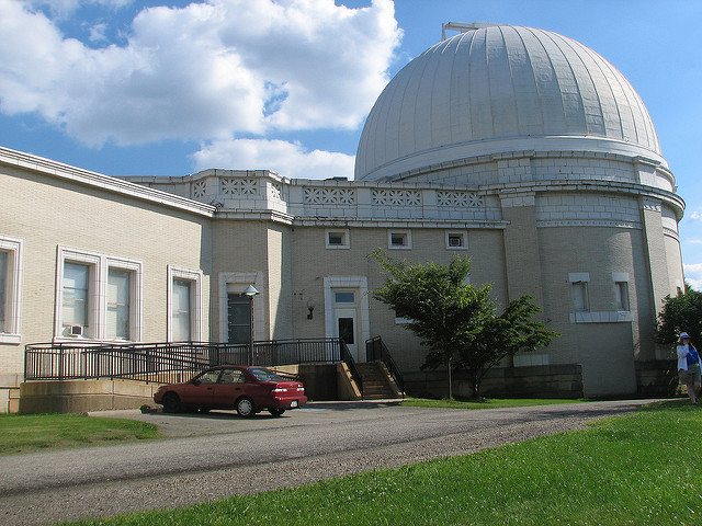 2. Allegheny Observatory