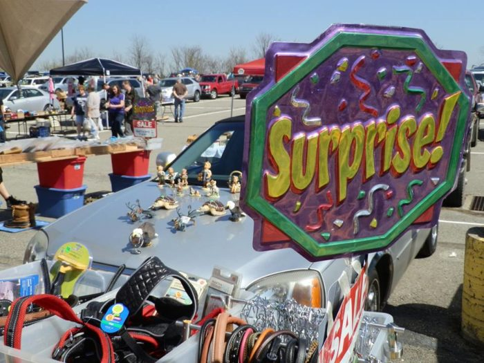 3. Rossi's Pop-Up Marketplace