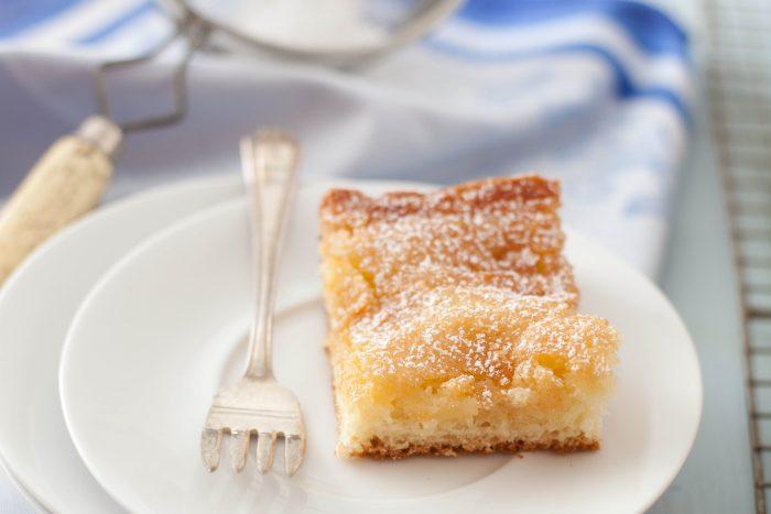 3. Gooey butter cake