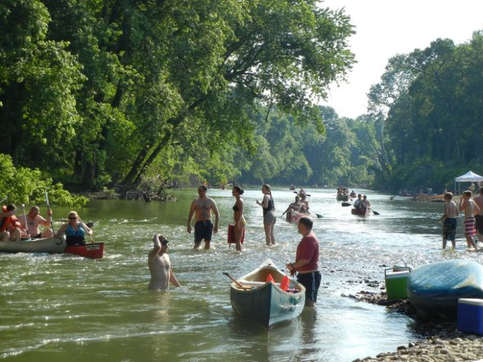 3. Harpeth River State Park - Hidden Lake Trail