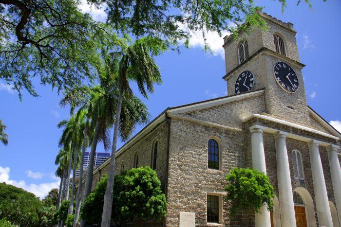 3. Kawaiaha'o Church