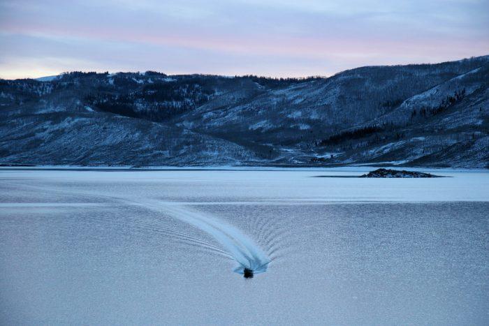 12. Scofield Reservoir