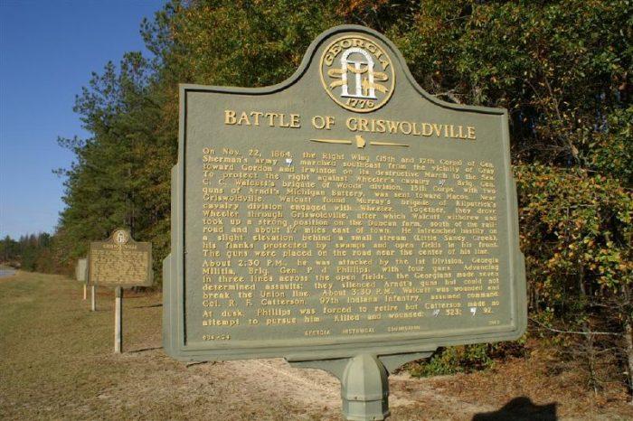 9. Griswoldville