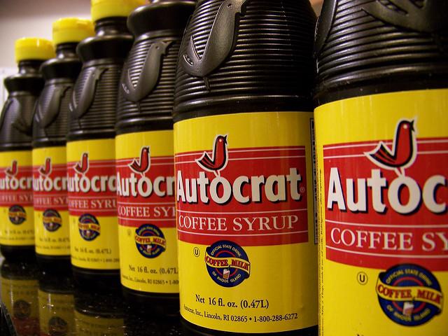 1. Coffee milk is very important to most Rhode Islanders.